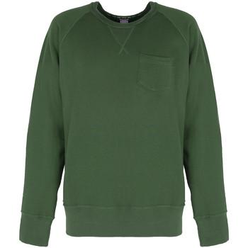 tekstylia Męskie Bluzy Champion  Zielony