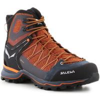 Buty Męskie Trekking Salewa Ms Mtn Trainer Lite Mid GTX 61359-0927 pomarańczowy
