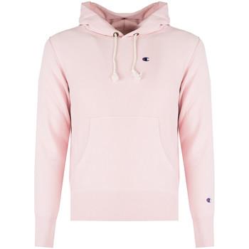 tekstylia Męskie Bluzy Champion  Różowy