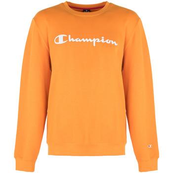 tekstylia Męskie Bluzy Champion  Pomarańczowy
