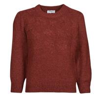 tekstylia Damskie Swetry Betty London POXONE Czerwony