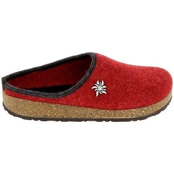 Buty Obuwie domowe Boissy JH198311 Rouge Czerwony