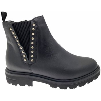 Buty Damskie Low boots Calzaturificio Loren LOC3955ne nero