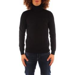 tekstylia Męskie Swetry Trussardi 52M00516 0F000542 Czarny