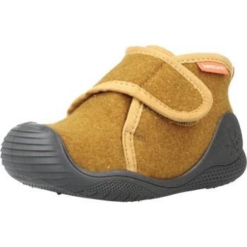 Buty Chłopiec Obuwie domowe Biomecanics 211160 Żółty