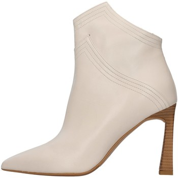 Buty Damskie Low boots Albano 1007A Beżowy