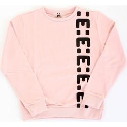 tekstylia Dziewczynka Bluzy Elettra Lamborghini Kids FWK2201469 Różowy
