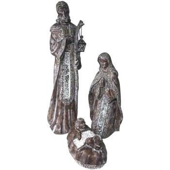 Dom Dekoracje bożonarodzeniowe  Signes Grimalt Urodzenia Set 3 U Plateado