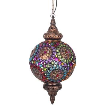 Dom Lampy wiszące, lampy sufitowe Signes Grimalt Oświetlenie Sufitowe Multicolor