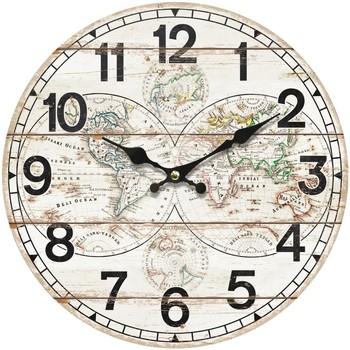 Dom Zegary Signes Grimalt Zegar Ścienny 34 Cm. Blanco