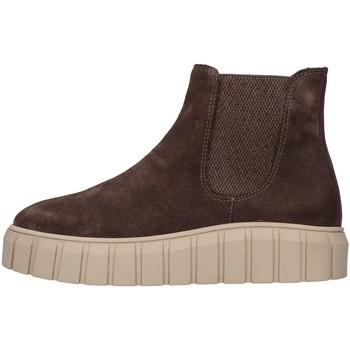 Buty Damskie Botki Bueno Shoes WT3403 Brązowy