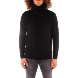 tekstylia Męskie Swetry Blauer 21WBLUM04142006088 Czarny