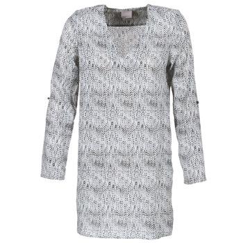 tekstylia Damskie Sukienki krótkie Vero Moda COOLI Czarny / Biały