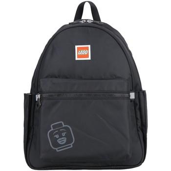 Torby Chłopiec Plecaki Lego Tribini Joy Backpack Large Czarny