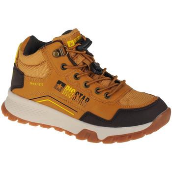 Buty Chłopiec Trekking Big Star Youth Shoes Brązowy