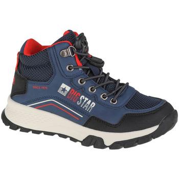 Buty Chłopiec Trekking Big Star Youth Shoes Niebieski