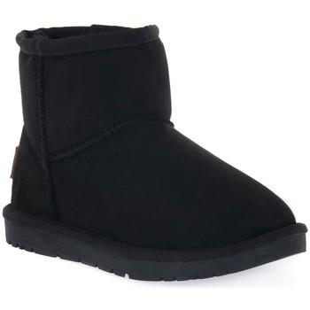 Buty Chłopiec Śniegowce Grunland NERO 14CROM Nero