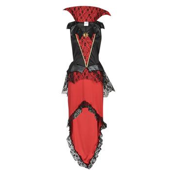 tekstylia Dziewczynka Kostiumy Fun Costumes COSTUME ADOLESCENT BLOODTHIRSTY QUEEN Wielokolorowy