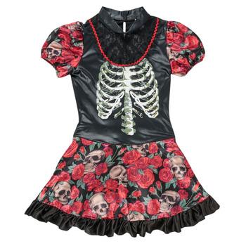 tekstylia Dziewczynka Kostiumy Fun Costumes COSTUME ADOLESCENT NINA CATRINA Wielokolorowy