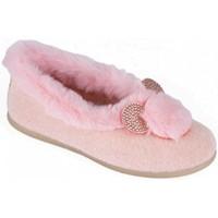 Buty Dziecko Kapcie niemowlęce Conguitos 25738-18 Różowy