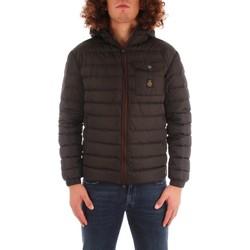 tekstylia Męskie Kurtki pikowane Refrigiwear G92700N-Y01850 Brązowy