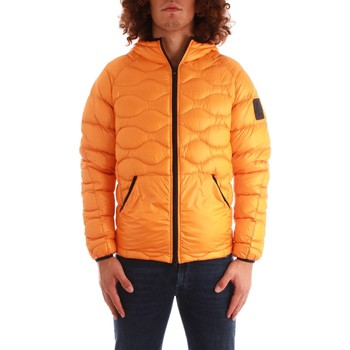 tekstylia Męskie Kurtki pikowane Refrigiwear G07601N-Y01830 Żółty