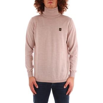 tekstylia Męskie Swetry Refrigiwear M25700M-A9T010 Beżowy