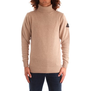 tekstylia Męskie Swetry Roy Rogers A21RRU618C880XXXX Beżowy