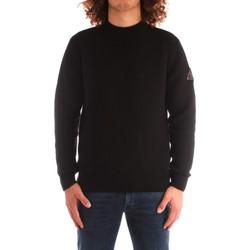 tekstylia Męskie Swetry Roy Rogers A21RRU507C1001XXXX Czarny