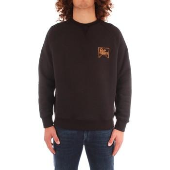 tekstylia Męskie Swetry Roy Rogers A21RRU351CB37XXXX Czarny