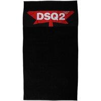 tekstylia Damskie Pareo Dsquared D7P001930 Czarny