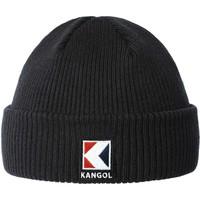 Dodatki Chłopiec Czapki Kangol Bonnet  Service K noir