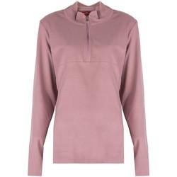 tekstylia Damskie Bluzy Champion  Różowy