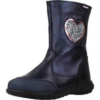 Buty Dziewczynka Kozaki i kalosze Pablosky 005522 Niebieski