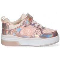 Buty Dziewczynka Trampki niskie Bubble 60070 różowy