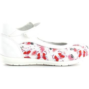 Buty Dziewczynka Baleriny NeroGiardini P520820F Biały