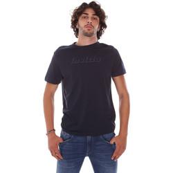 tekstylia Męskie T-shirty z krótkim rękawem Invicta 4451244/U Niebieski