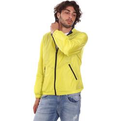 tekstylia Męskie Kurtki lekkie Refrigiwear RM0G99400NY0195 Zielony