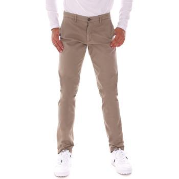 tekstylia Męskie Spodnie Trussardi 52P00000-1T004946 Beżowy