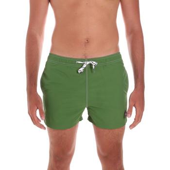 tekstylia Męskie Kostiumy / Szorty kąpielowe Key Up 298XM 0001 Zielony