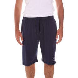 tekstylia Męskie Szorty i Bermudy Key Up 2G33S 0001 Niebieski