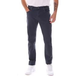 tekstylia Męskie Spodnie Gaudi 921BU25001 Niebieski