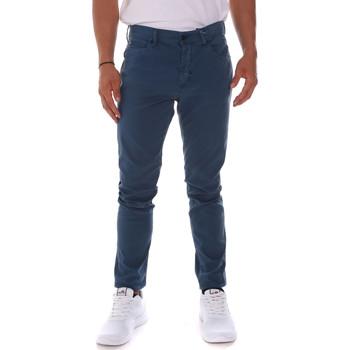 tekstylia Męskie Spodnie Antony Morato MMTR00340 FA800077 Niebieski