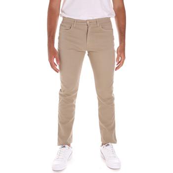 tekstylia Męskie Spodnie Navigare NV53014 Beżowy