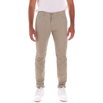 tekstylia Męskie Spodnie Navigare N653011 Beżowy