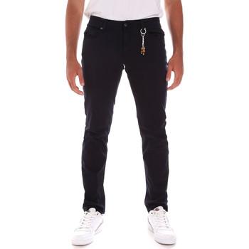 tekstylia Męskie Spodnie Gaudi 911FU25003 Niebieski