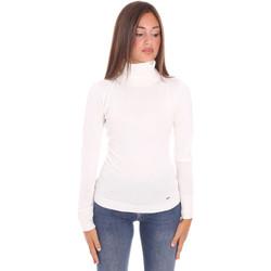tekstylia Damskie Swetry Fracomina FR21WT7001K42101 Biały