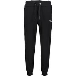 tekstylia Męskie Spodnie dresowe Gaudi 121GU24001 Czarny