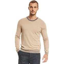 tekstylia Męskie Swetry Gaudi 121GU53001 Beżowy