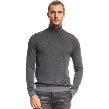 tekstylia Męskie Swetry Gaudi 121GU53005 Szary